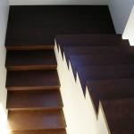 Spoonitud ja õlitatud trepp